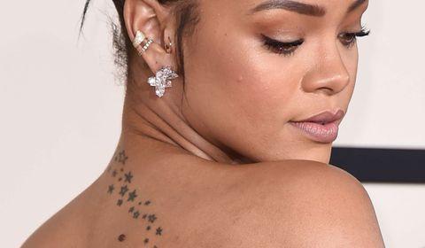 tatouage de star