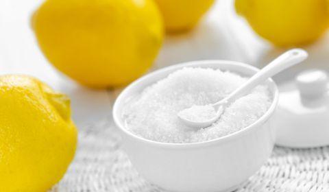 L'acide citrique : astuces et utilisations
