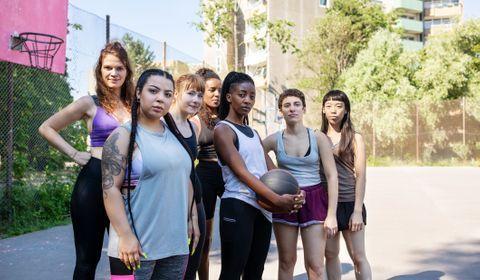Basket-ball : les bénéfices sur la santé