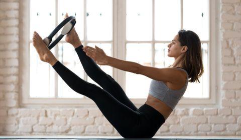 Pilates pour s'affiner