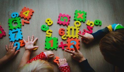 Les bébés comprennent la notion de compter plus tôt que prévu