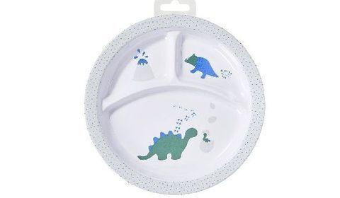 Rappel d'assiettes pour bébé de la marque TEX