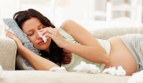 Surmonter le décès d'un proche pendant sa grossesse