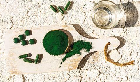 La chlorelle (chlorella), une micro-algue santé