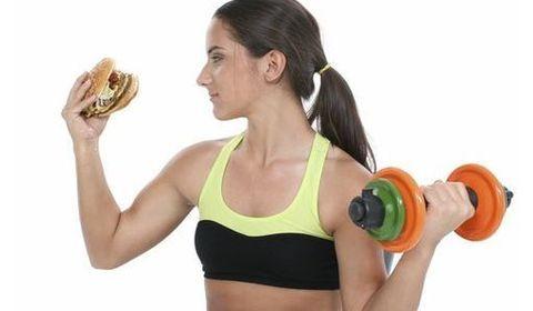 Calories et exercice