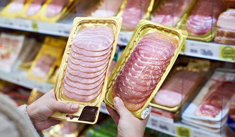 Cancer du sein et viande transformée