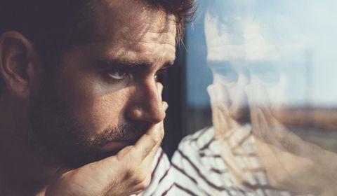 dépression père