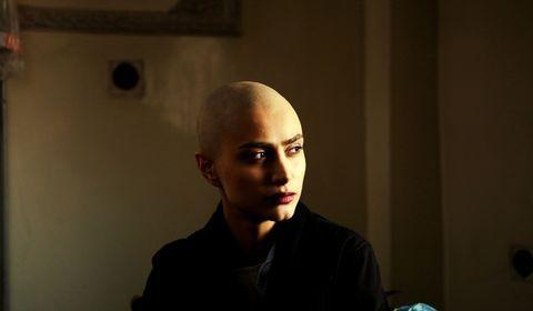 Quelle est la situation des patients atteints de cancer un an après le début de l'épidémie ?