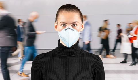 drager masque covid coronavirus