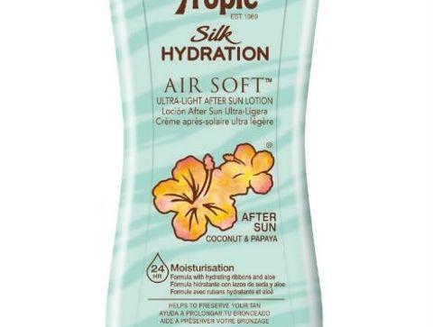 Hawaiian Tropic: la crème apaisante - Après-soleil : les soins qui sortent de l'ombre !