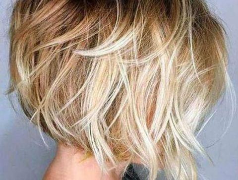 Idée coiffure carré plongeant dégradé - Carré plongeant dégradé : 30 modèles tendance