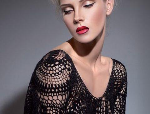 Idée coiffure attachée 2015 @ Christine Margossian pour Le SALON MC Genève - Cheveux attachés : plus de 100 idées coiffure pour se lâcher