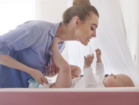 Les accessoires indispensables pour changer bébé
