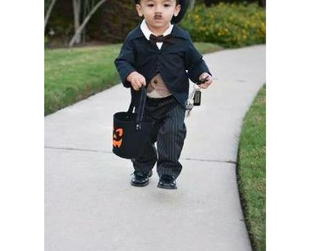 Déguisement de Charlot - Halloween : 30 idées de déguisement pour enfant