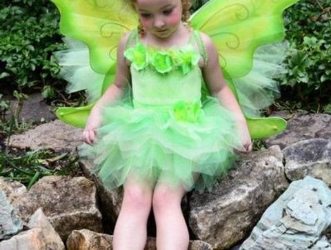 Déguisement de la Fée clochette - Halloween : 30 idées de déguisement pour enfant