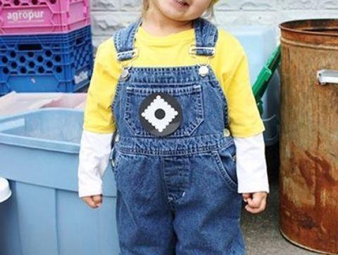 Déguisement de Minion - Halloween : 30 idées de déguisement pour enfant