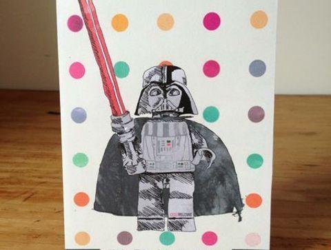 """Carte """"tu es mon père"""" - Des idées cadeaux DIY pour la fête des pères"""