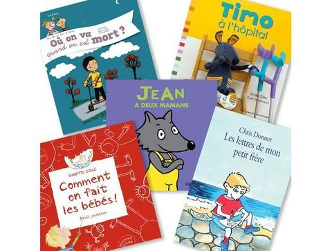 Les livres pour tout expliquer aux enfants