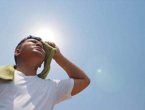 Coup de chaleur - Piqûres d'ortie, coup de  soleil…: comment soigner naturellement les petits bobos de l'été?