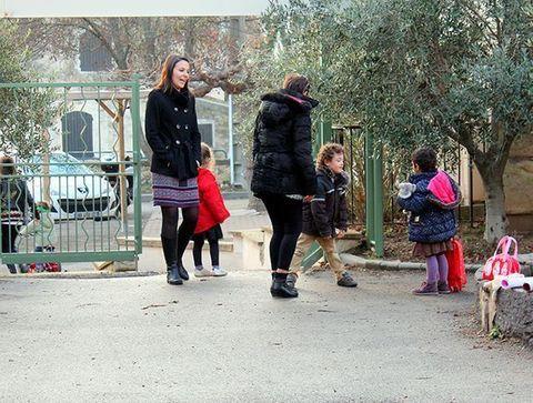 """16h30 : fin de la journée de classe à l'école Montessori """"Les Oliviers"""" - Une journée dans une école Montessori"""
