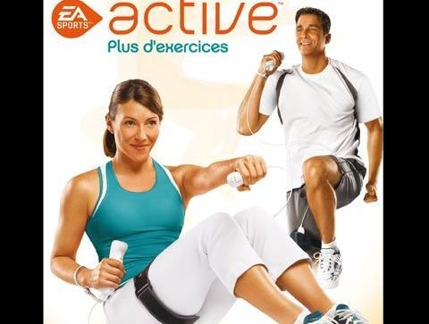 Ea Sports Active Electronic Arts La Forme Grace Aux Jeux Video