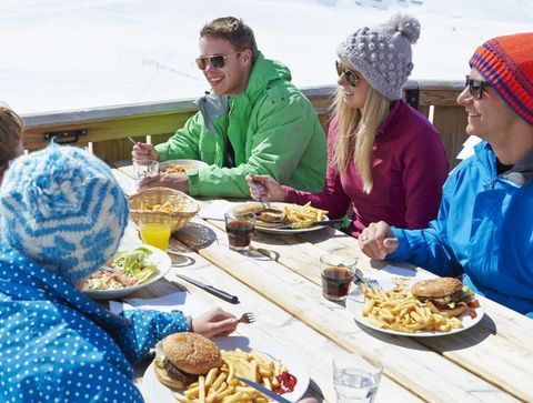 Savez-vous manger en skieur accompli ?