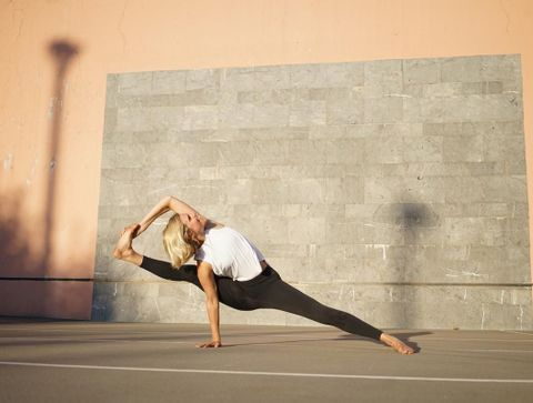 10 bienfaits du yoga