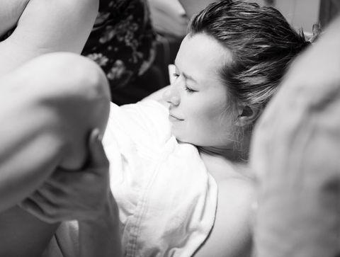 Contrôlez la douleur de l'accouchement avec la méthode Bonapace