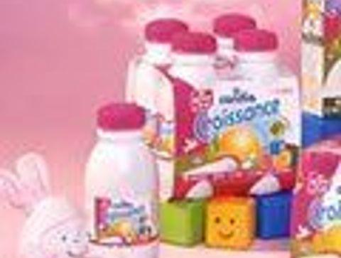 Candia Croissance Bio   Deux fois meilleur! - Les laits pour bébé au banc d'essai