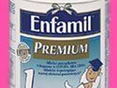 Mead Johnson Enfamil Premium   Bon pied bon oeil !  - Les laits pour bébé au banc d'essai