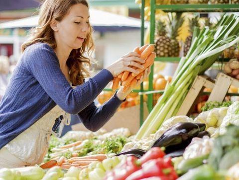 Profiter des fins de marché - Manger équilibré à petit budget c'est possible !