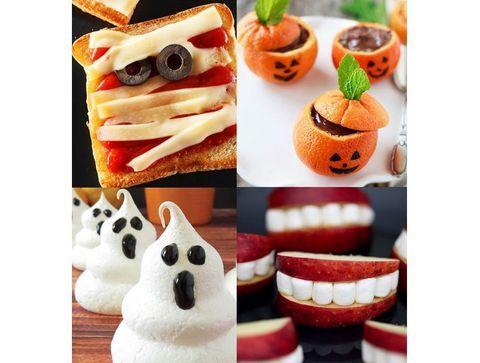 Halloween : des recettes gourmandes et effrayantes !