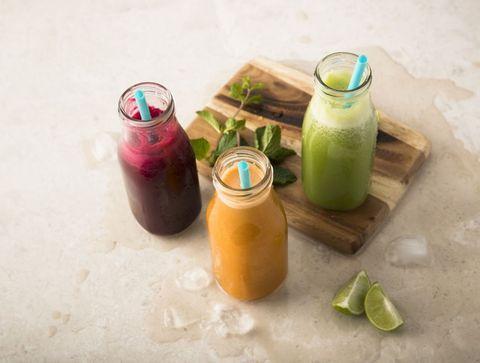 8 boissons énergisantes naturelles pour un coup de boost