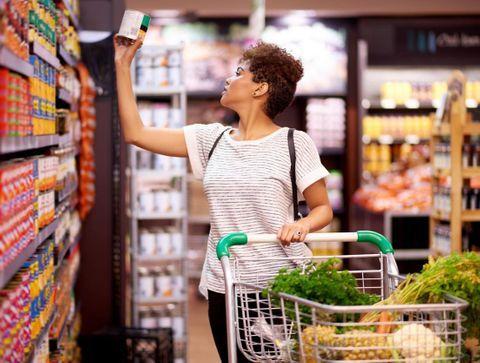 Ma liste de courses : les aliments anti-fatigue