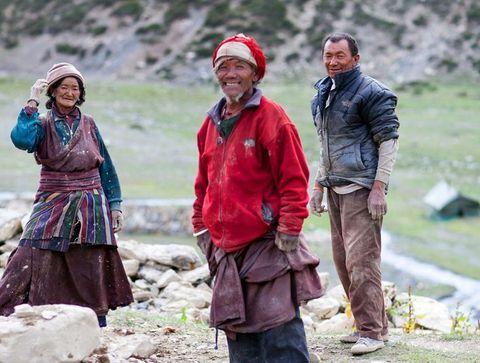 La polyandrie dans les Himalayas - Les rituels amoureux à travers le monde
