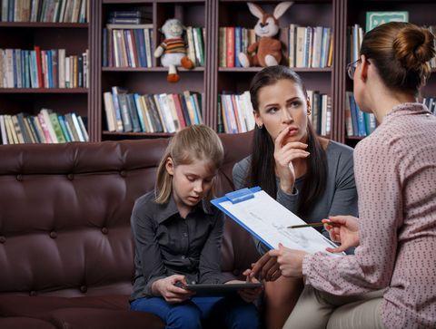 Quand emmener son enfant chez le psychologue ?