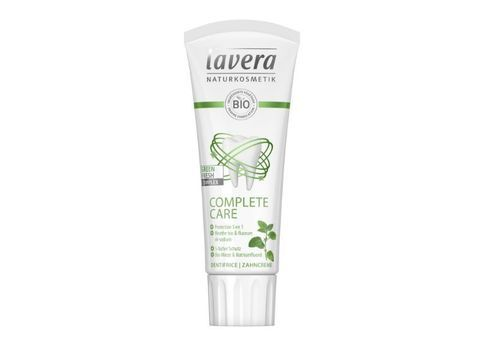 Complete Care, Lavera - 20 dentifrices bio pour une hygiène parfaite