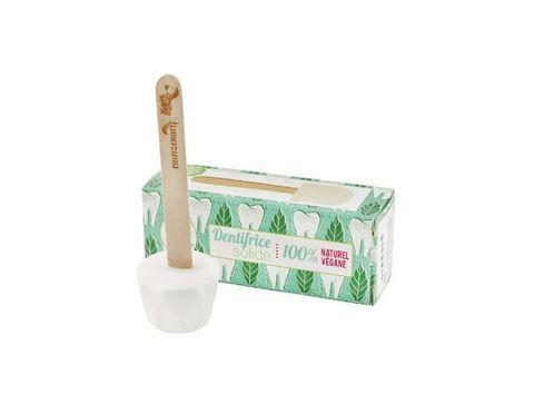 Dentifrice solide à la cannelle, Lamazuna - 20 dentifrices bio pour une hygiène parfaite
