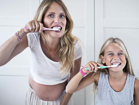 De belles dents pour une grossesse sans risque