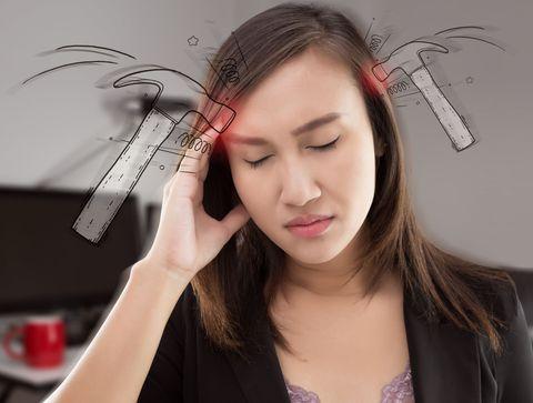 Test : Simple mal de tête ou migraine ?