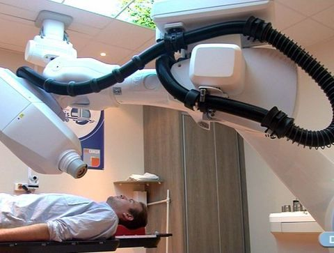 Cyberknife ®, la radiothérapie robotisée