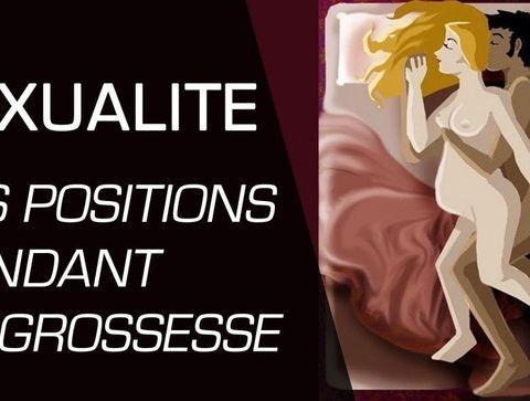 Sexualité – Les positions pendant la grossesse