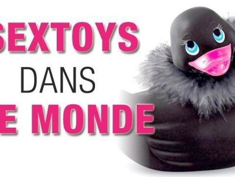 A chaque pays, son sextoy star!