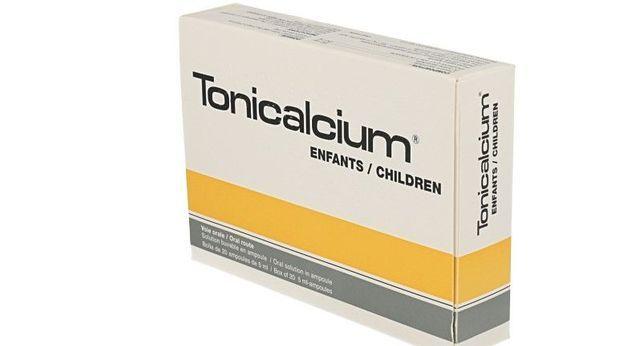 TONICALCIUM Enfant