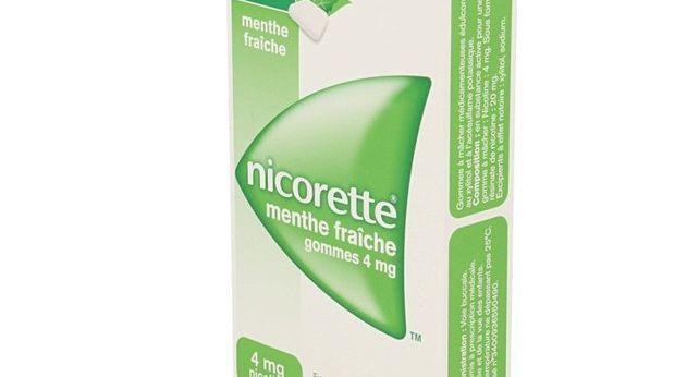 NICORETTE MENTHE FRAICHE s/s