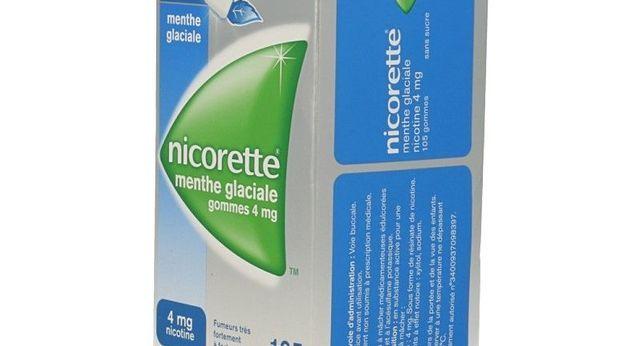NICORETTE MENTHE GLACIALE s/s