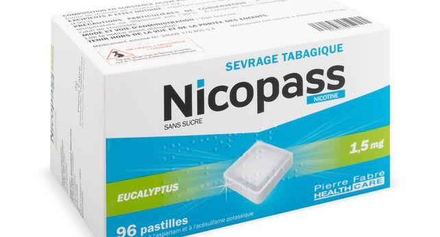 NICOPASS EUCALYPTUS s/s