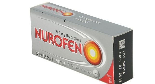 NUROFEN - Ibuprofène - Posologie, Effets secondaires ...