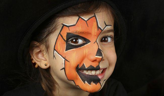 maquillaxe de maquillaxe Halloween