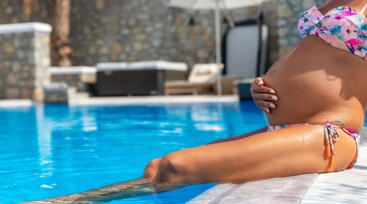 Ma grossesse & mes maillots de bain femme enceinte
